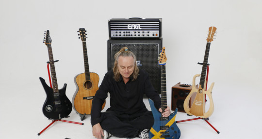 Guitartist EBow guitarist - mats hedberg