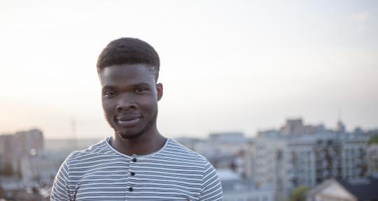Photo of Samuel Ayodele