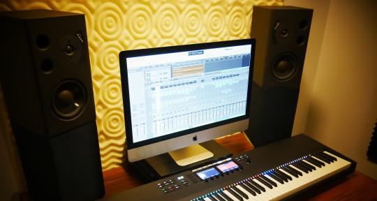 Remote Mixing/Audio Hibernator - Simon Paparo @fourdoorsstudios