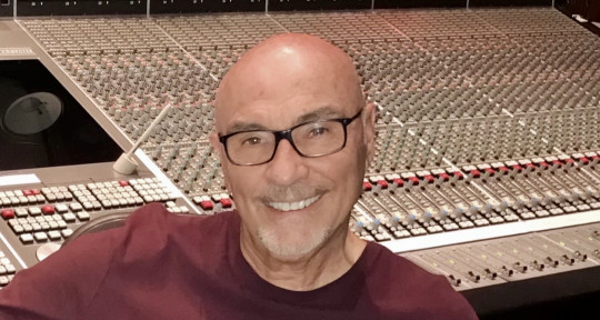 Recording/Mixing Engineer - Jack Rouben