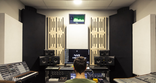 Dope Recording Studio  - 8 Hertz Audio