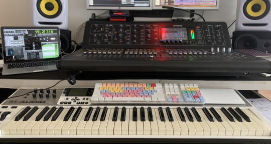 Mixing, Mastering, & Produce  - KJ Studios