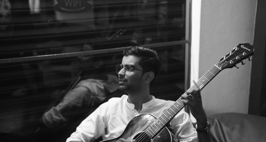 Session Acoustic Guitarist - Joel Sakkari