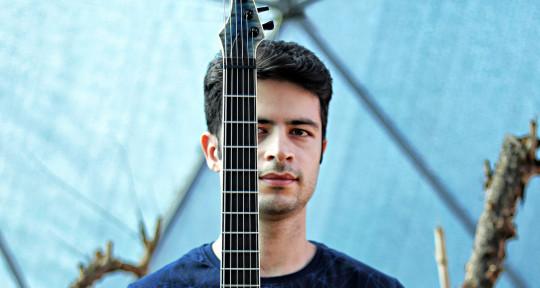 Mixing & mastering , guitarist - Aria Naziri