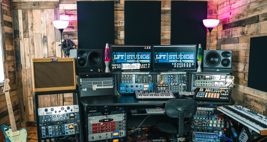 Full Service Music Production - LFT Studios