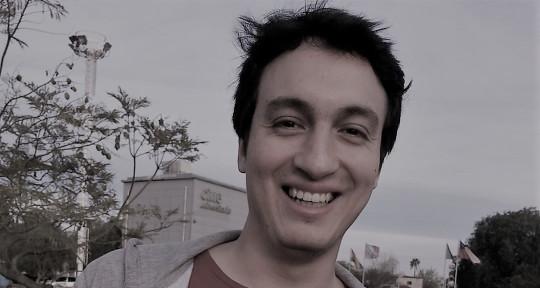 Photo of Gabriel Arias