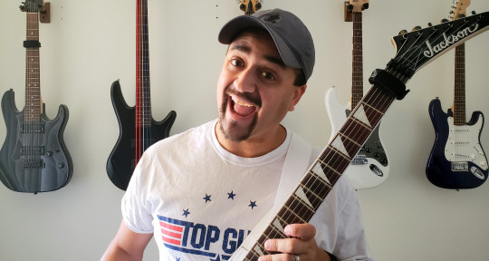 Session Guitarist and More! - Jon DeLeon