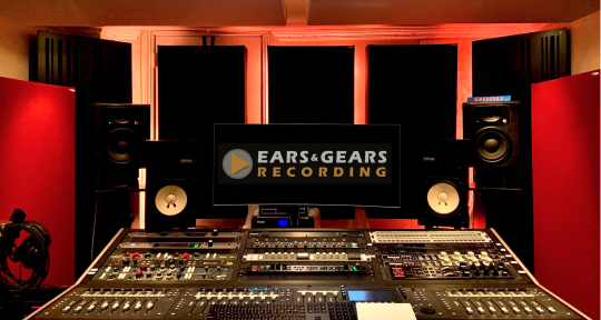 Mixing, Recording Engineer - Mor Mezrich - Ears and Gears