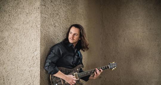 Session Guitarist - Mathew Dale