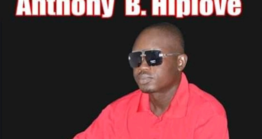 Musician/rapper, vocalist and  - Anthony B. Hiplove