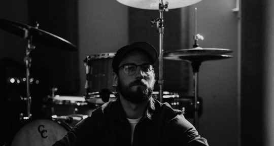 Session Drummer, Live Drums. - Rob Bulman