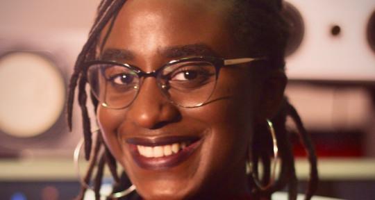 Photo of Sharon Onyango-Obbo