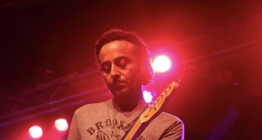 'Greasy' Session Guitarist! - Guitars by Tony Bellantoni