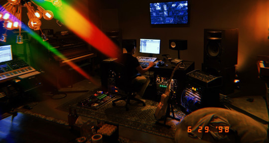 Mix Engineer - Raul Lopez