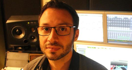 Engineer • Educator • Musician - Stephane Elmosnino @ se.audio