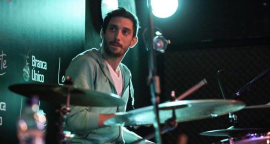 Session Drummer, producer - Guille Gardeazabal