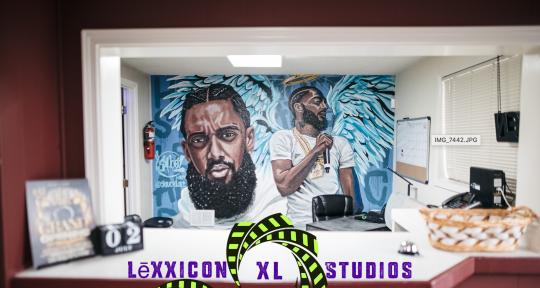 Recording Studio - Lexxicon XL Studios