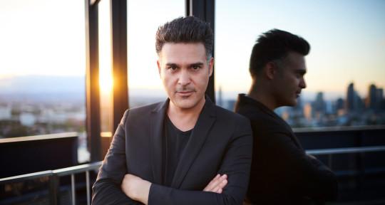 Photo of Singer Fabrizio Levita
