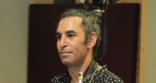 session saxophonist, composer. - Tomer George Cohen