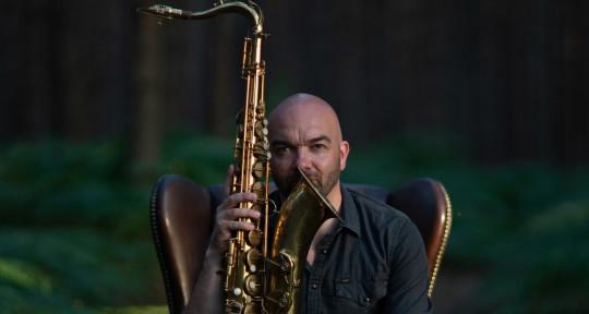 Saxophonist; Arranger - Glen Johnson