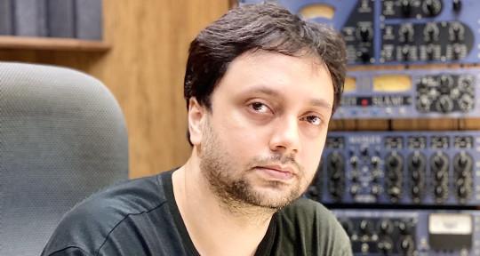 Recording Mixing Mastering Eng - Sayanesh