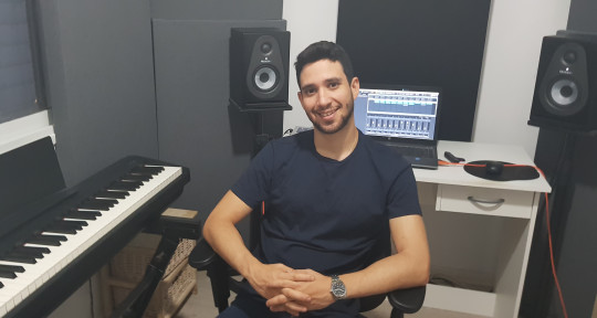 Music producer - Yehonatan Franco