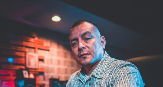 Mix Master Curator of Sound - Carlos(DJStyles)Garza