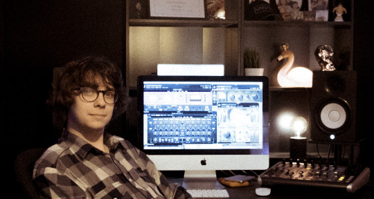 Recording studio and mixing - Espen Eidem - Komet Lydstudio