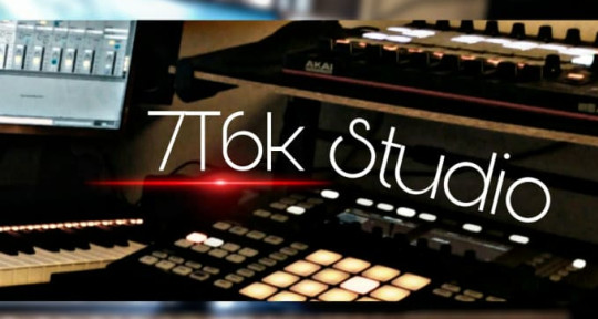 Music Producer/Recording Eng. - 7T6k Studio
