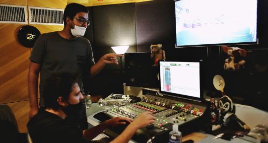 Recording studio - CH Studios
