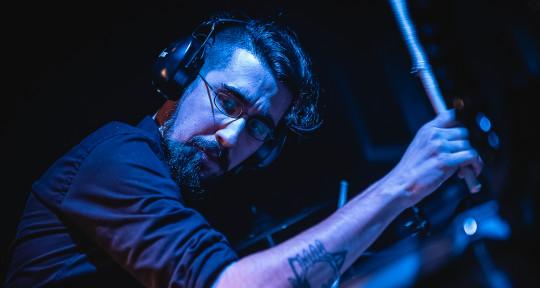 Session Drummer - Marcelo Rúben Aires