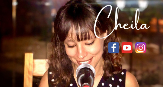 Sing without limits - Cheila Raposo