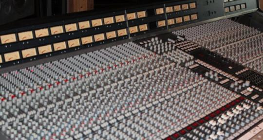 Recording, Mixing, Mastering - Studio Studio Nyhagen