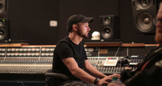 Recording, Mixing & Mastering - Tristan T Roberts