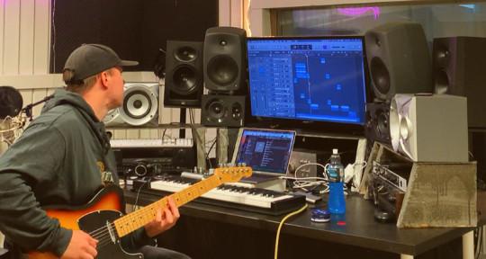 Studio, songwriter, producer  - Kevin Blomqvist