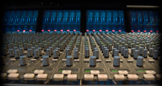 Remote Mixing and Mastering  - RECORDING STUDIO 550
