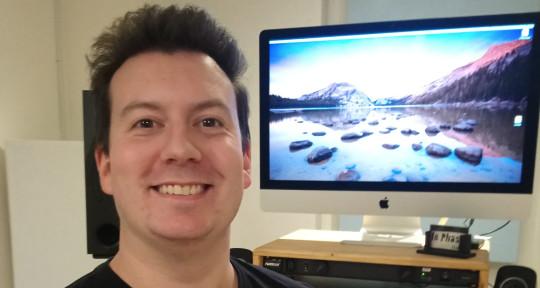 Remote Mixing and Mastering - Dan Marshall