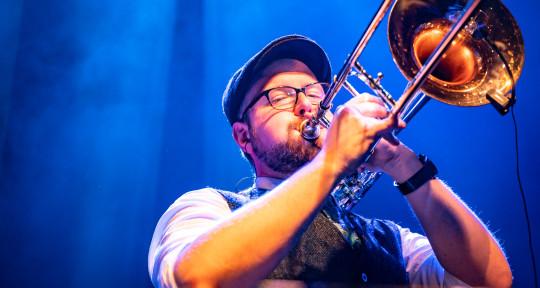 Trombonist (bass, contra) - Dan West