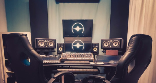Production, Mix & Mastering. - VCNT Studio