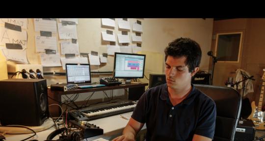 Composer/Multi-Instrumentalist - Victor Ivanow Stoll