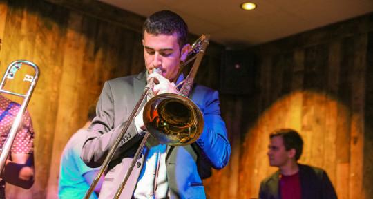 'Session Trombonist' - Rotem Gerad