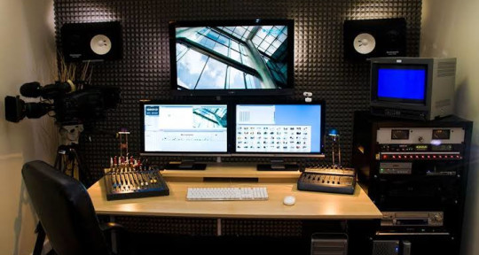 Mixing and mastering  - Sriram in the mix