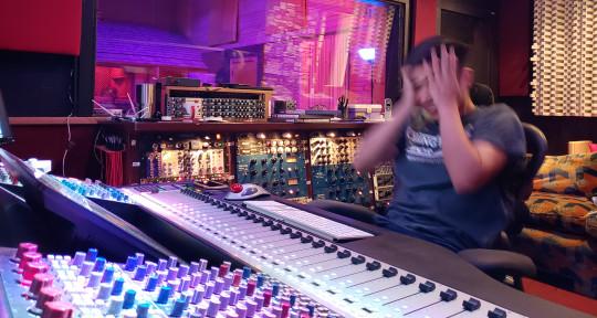Engineer and Producer - Jaime Pain Ortiz