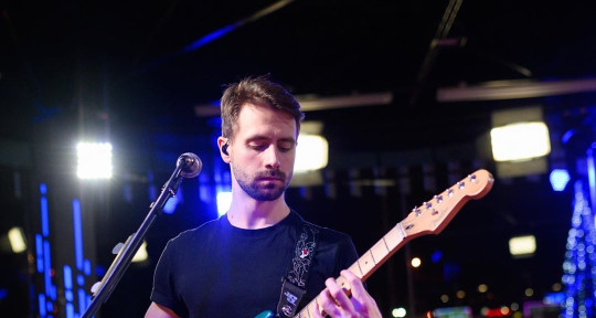 Guitarist, Music Producer - Alexander Ivanov