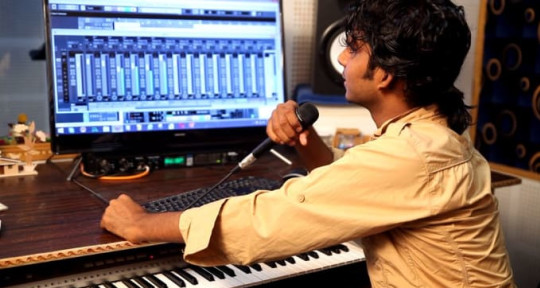 Music Mixing & Mastering - Raj Verma