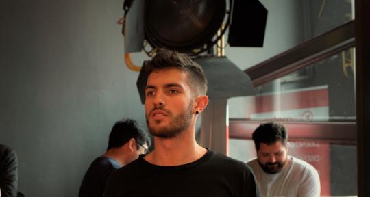 Técnico en sonido - Seba Palma