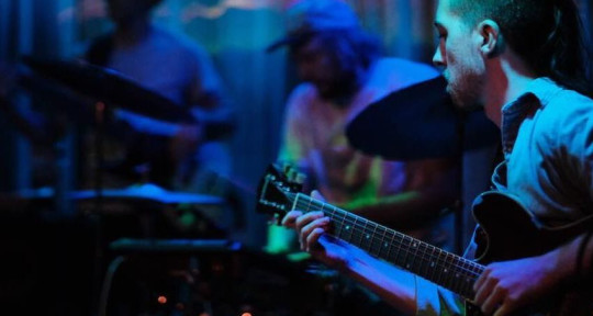 Mixing/Mastering/Session Gtr - Gus Tomizuka