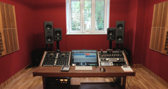 Affordable Analog Mastering - legatomastering.pl