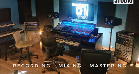 Record Producer - Dion C