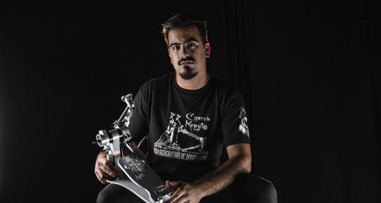 Photo of Diogo Mota Drummer